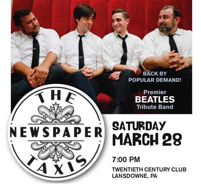 Newspaper Taxis UAA Benefit